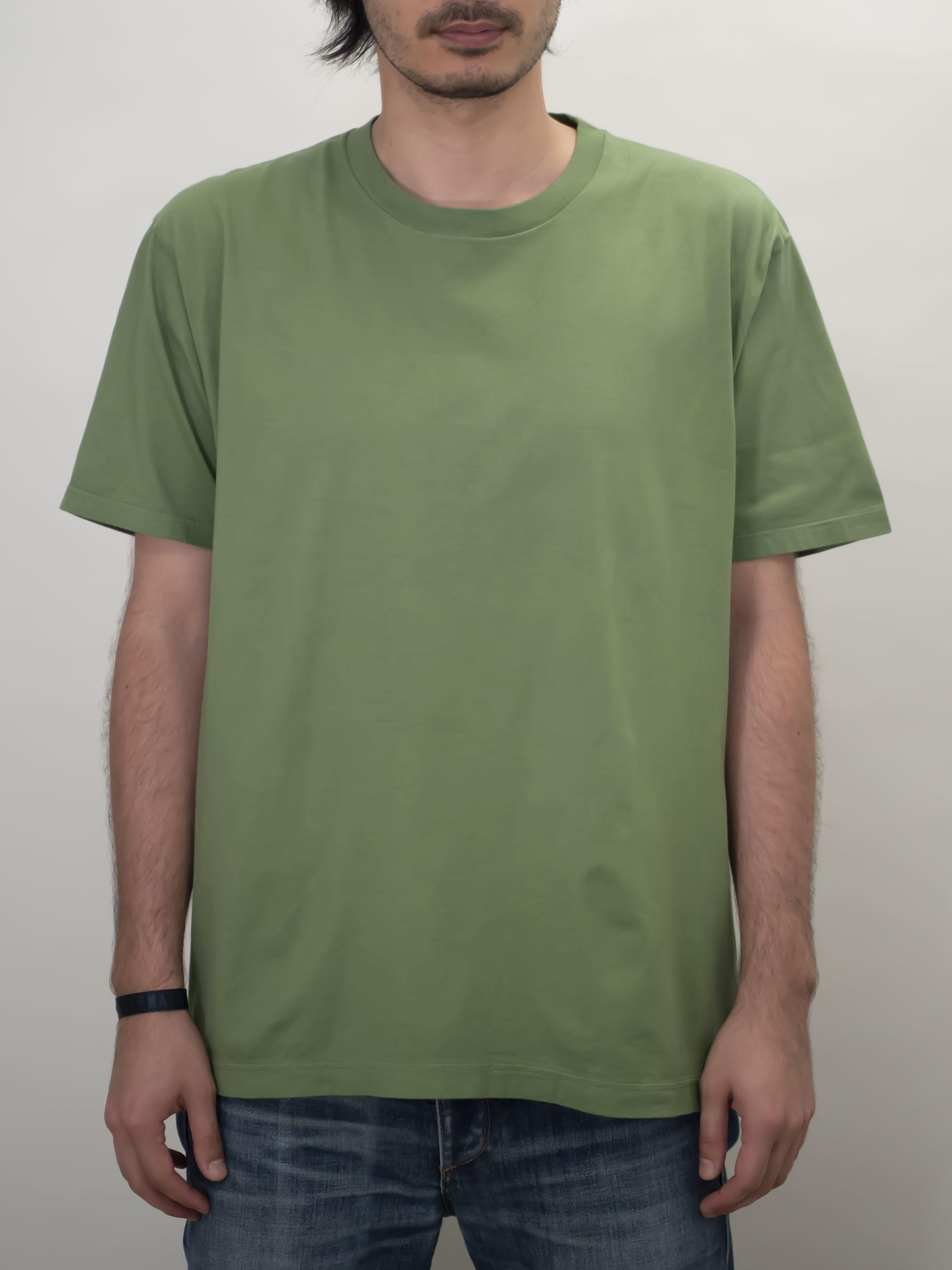 丸胴Tシャツ #04ジンジャー