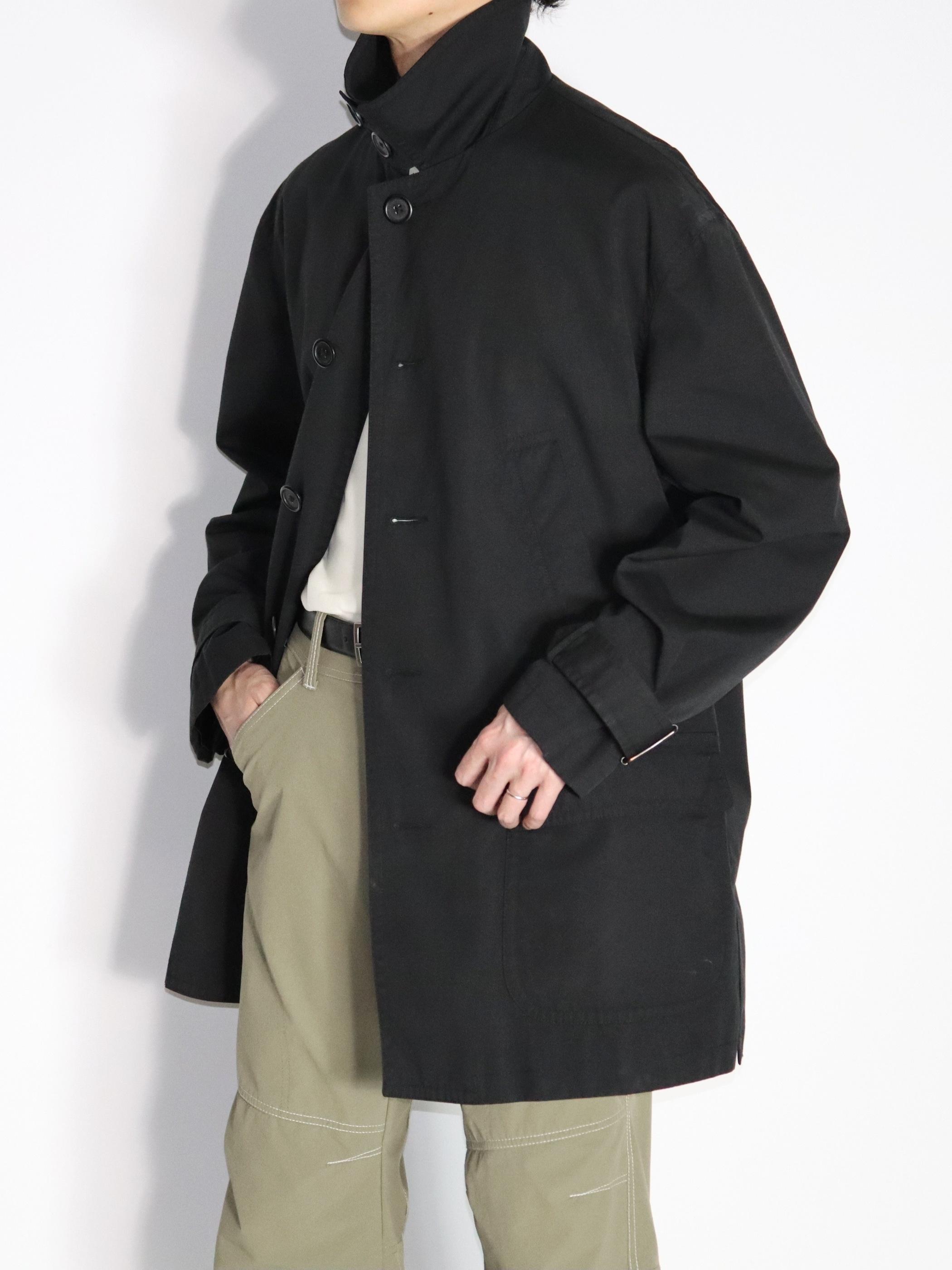 Donna Karan New York Nylon Half-coat