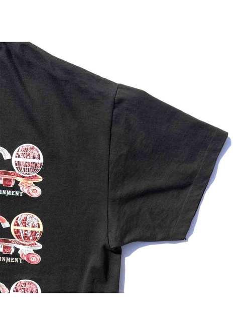 "90's ERASURE ""PHANTASMAGORICAL TOUR"" USA製 Tシャツ [XL]"