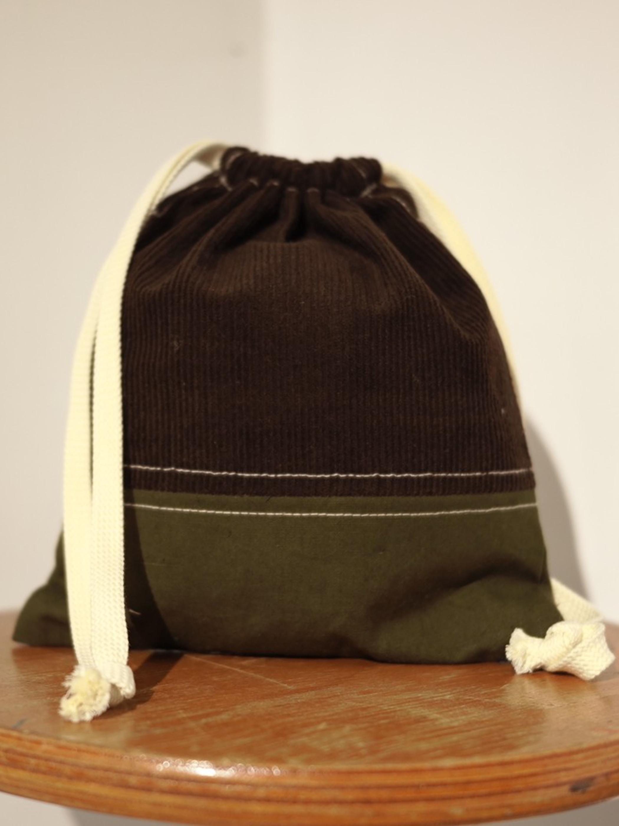 TENT CLOTH/CORDUROY Assort Pouch (L)