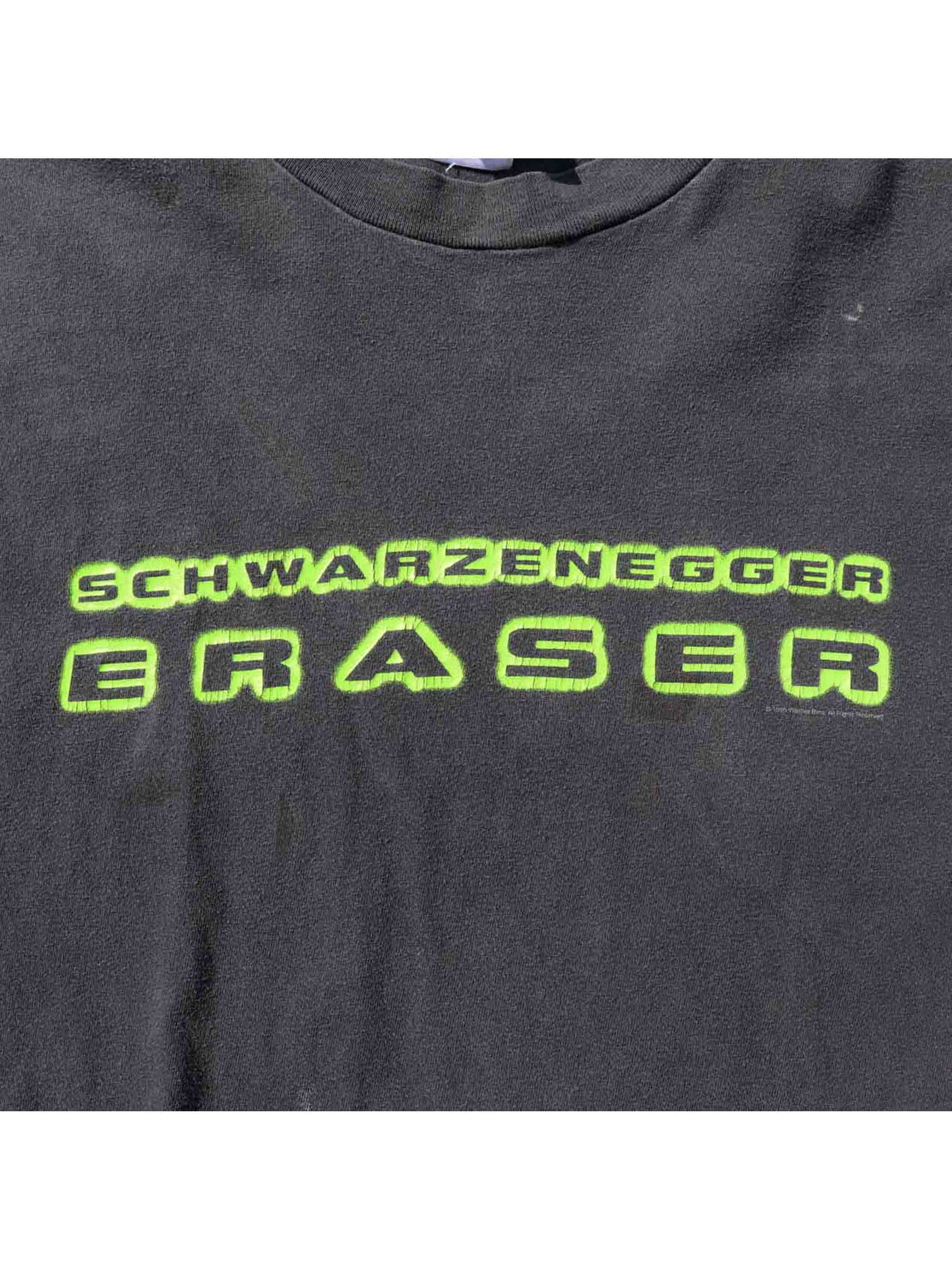 90's ERASER Movie T-Shirt [XL]