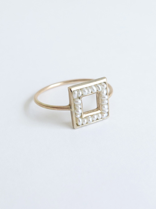 %e2%96%a0pearl ring mini n