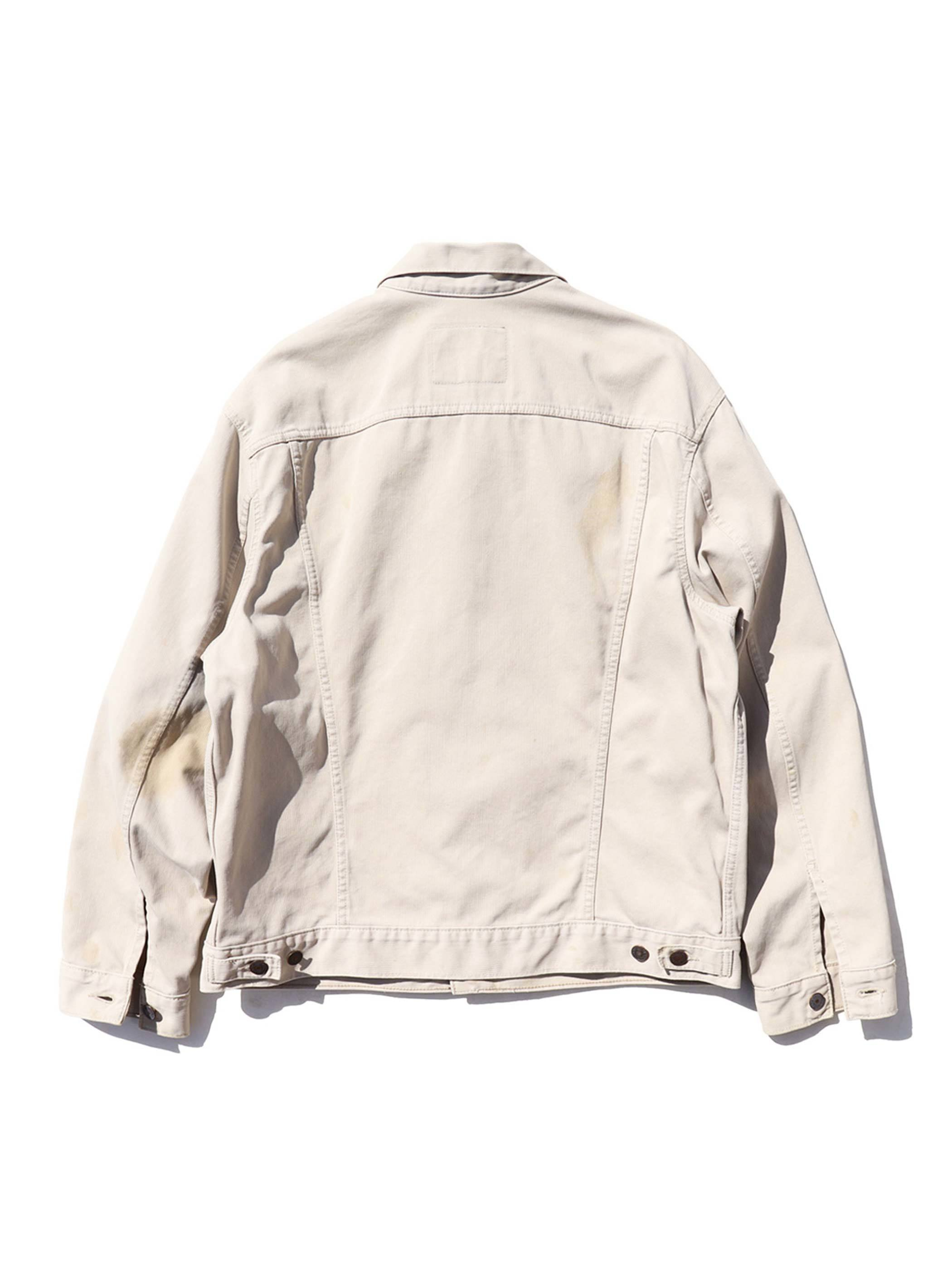 90's EURO LEVI'S 70503 Pique Jacket Made In Italy [L]