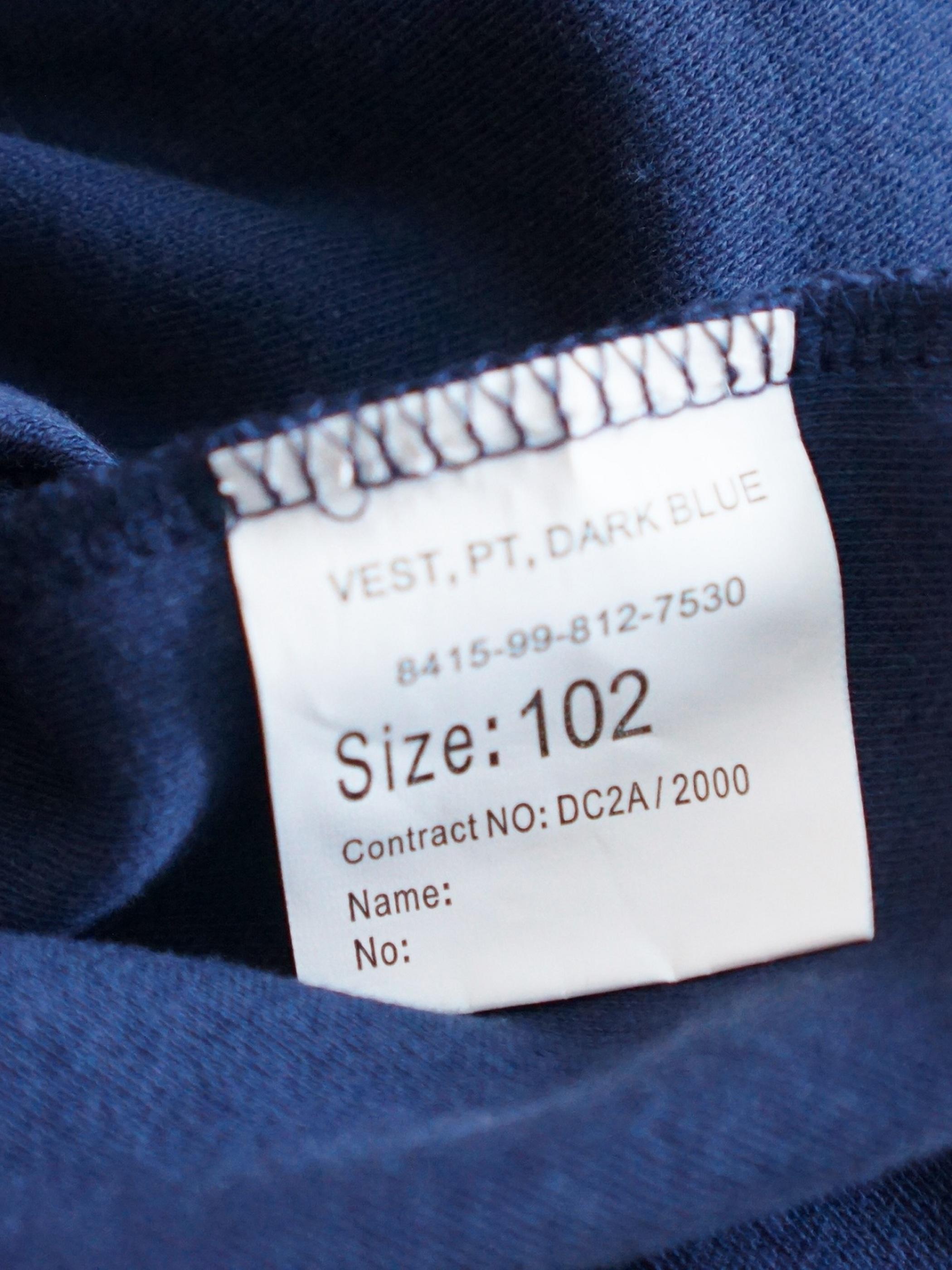 Dead Stock 2000s Royal Navy PT T-Shirts