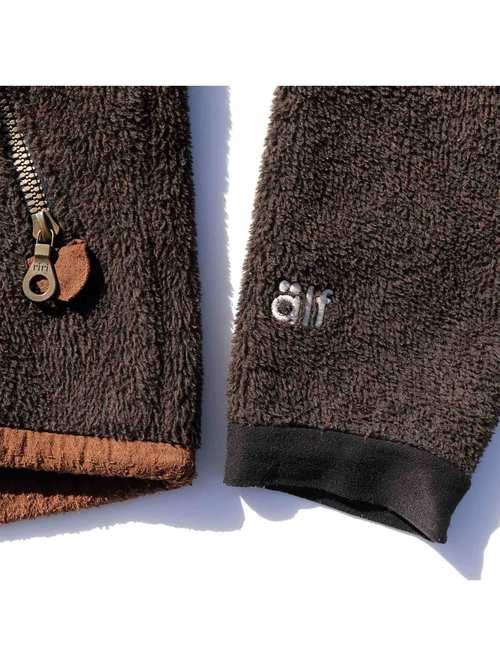 90's ALF USA製 ポーラテック フリースジャケット [M]