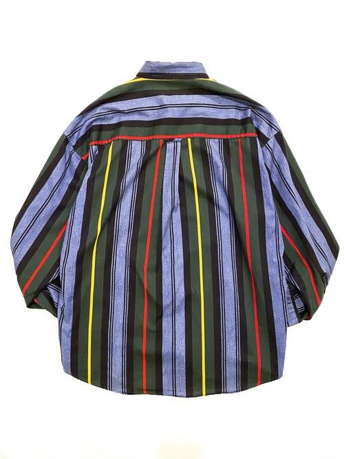 CHAPS multi stripes shirt