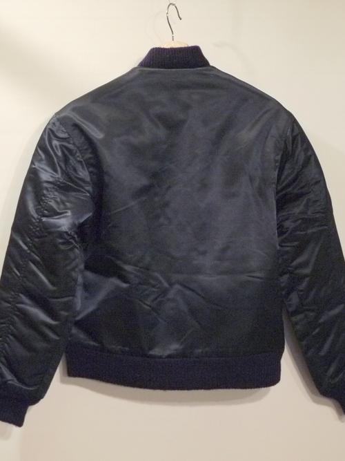 MA-1 Type jacket Size36R-38R