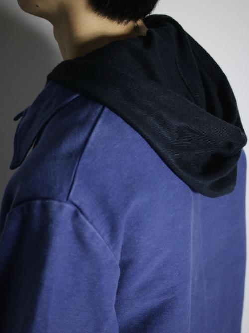 Paper Denim & Cloth Acryl Knit Parker