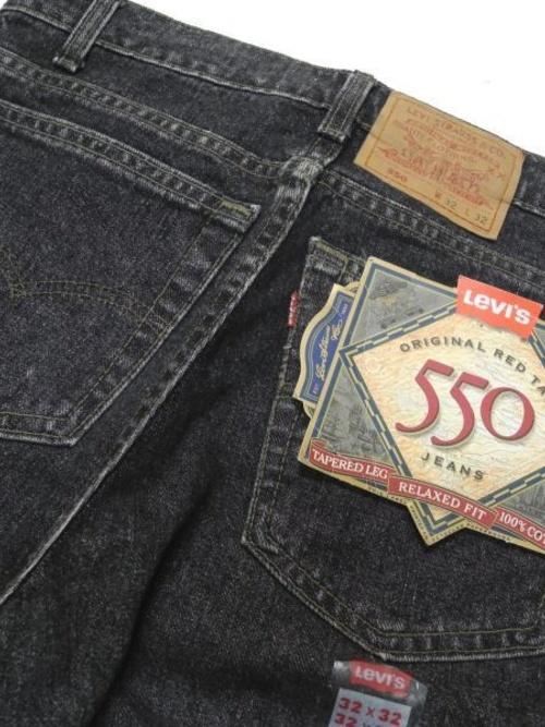 DEAD STOCK LEVI'S 550 PANTS