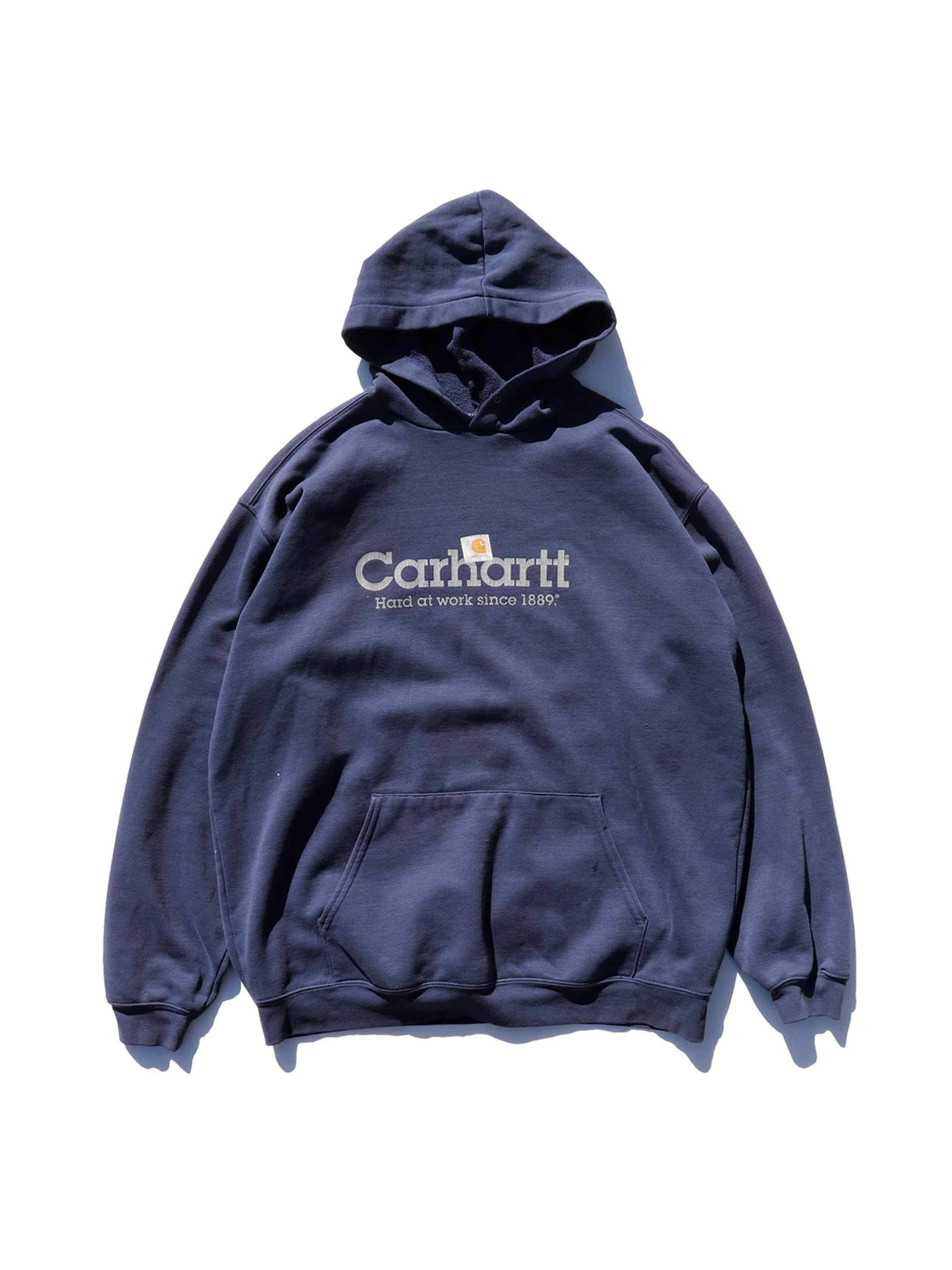 00's CARHARTT プルオーバーパーカー [XL]