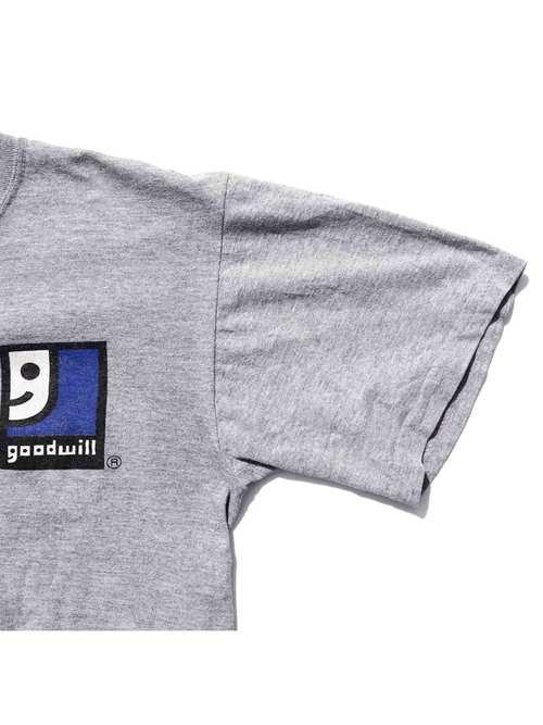 00's GOODWILL プリントTシャツ [S]
