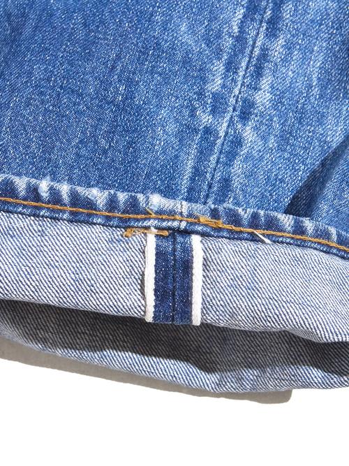 """1960s """"LEVI'S"""" Lot.501 Big E denim pants -FADE INDIGO-"""
