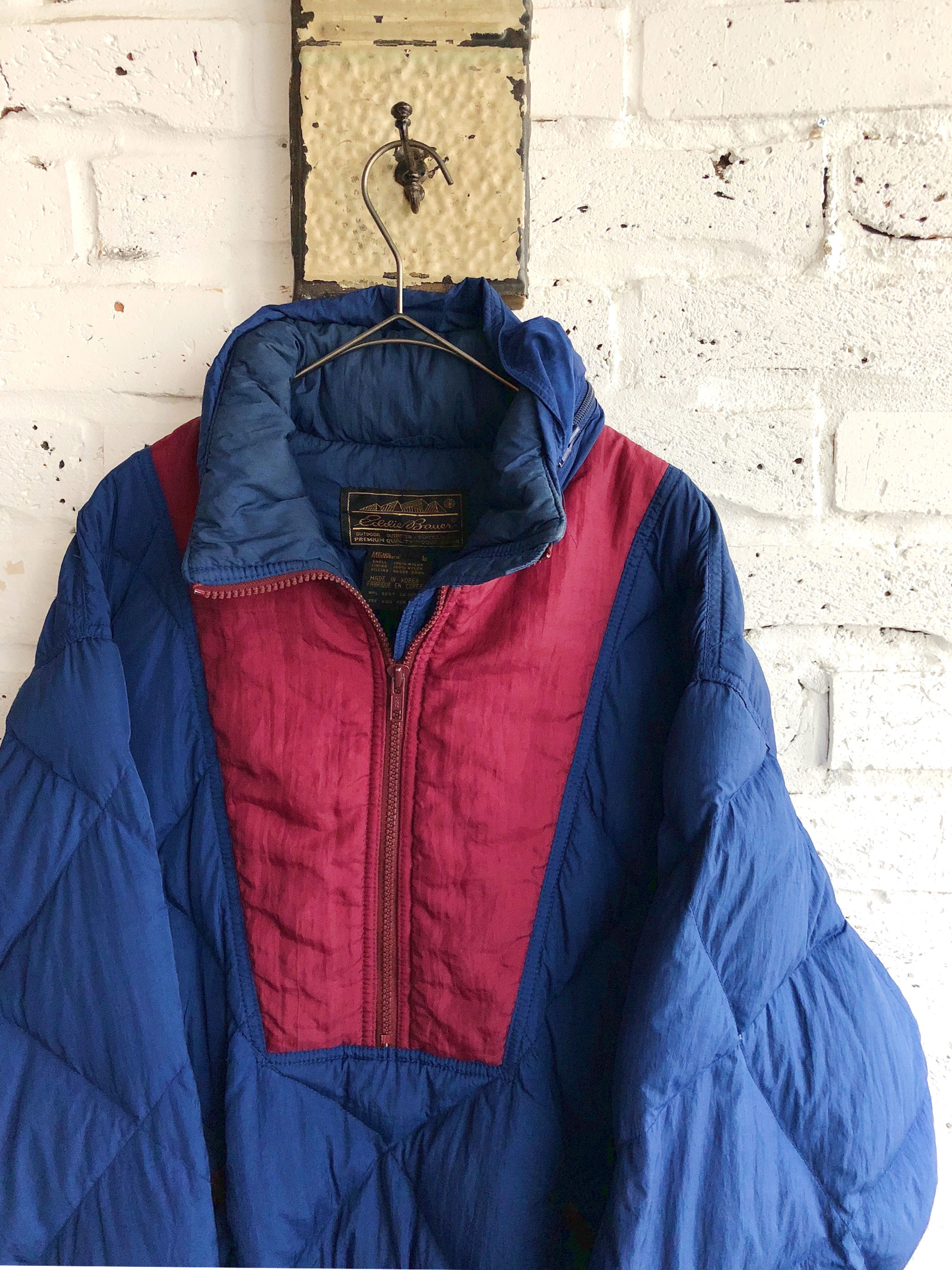 Vintage 90's Eddie Bauer Down Jacket