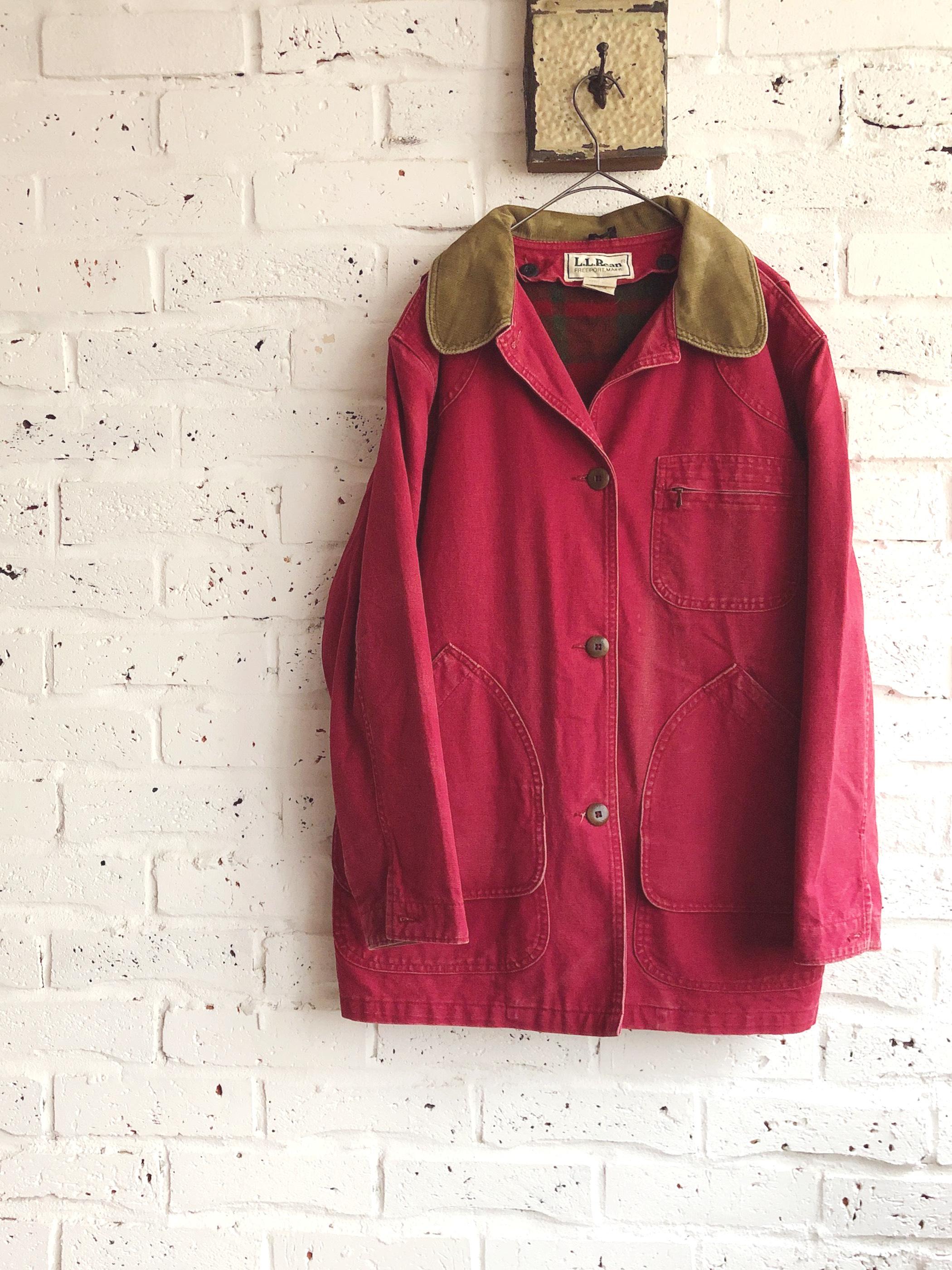 Vintage 80's USA《L.L.Bean》Hunting Jacket