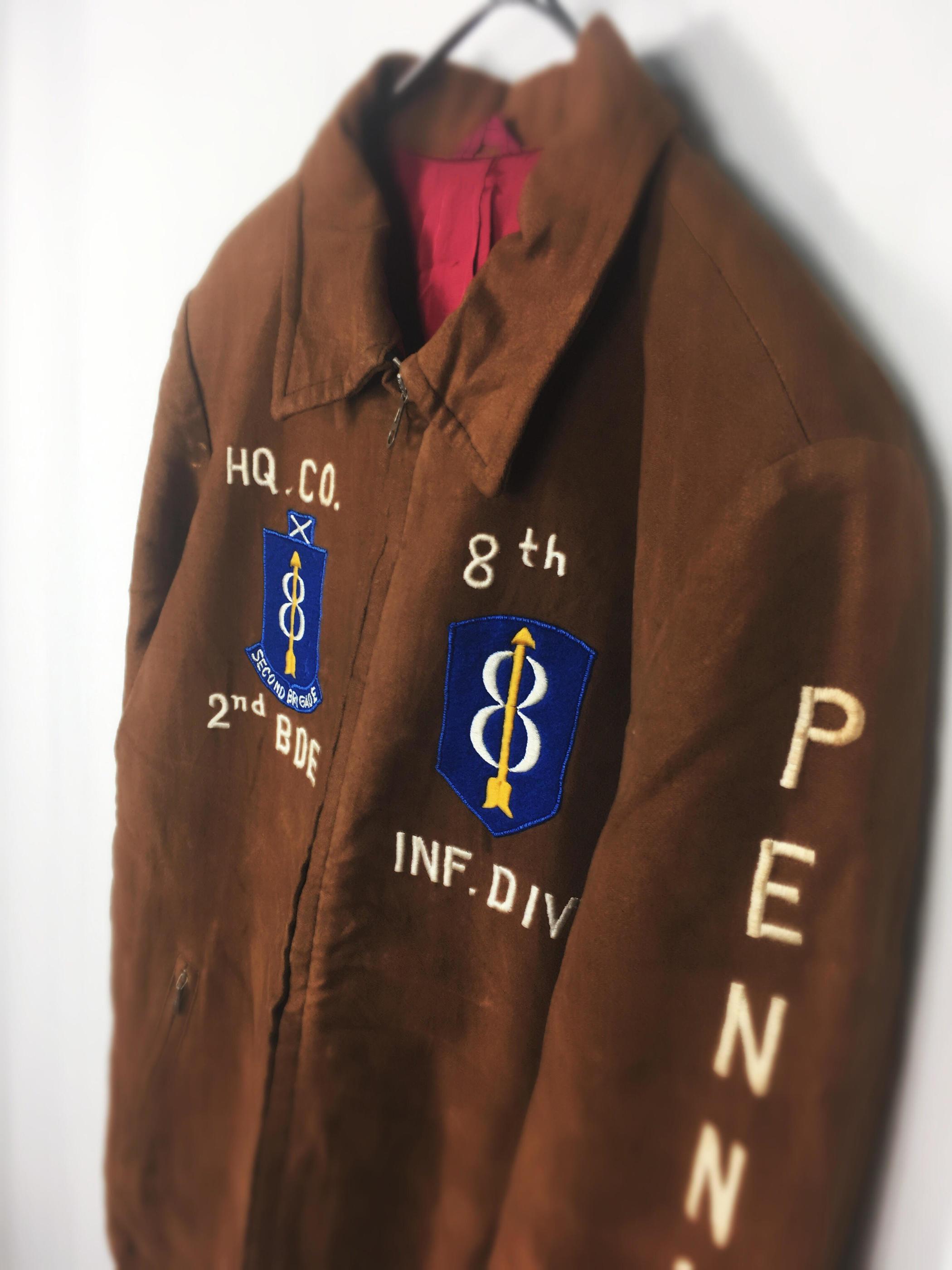 60's West Germany Souvenir Jacket 西ドイツスーベニアジャケット