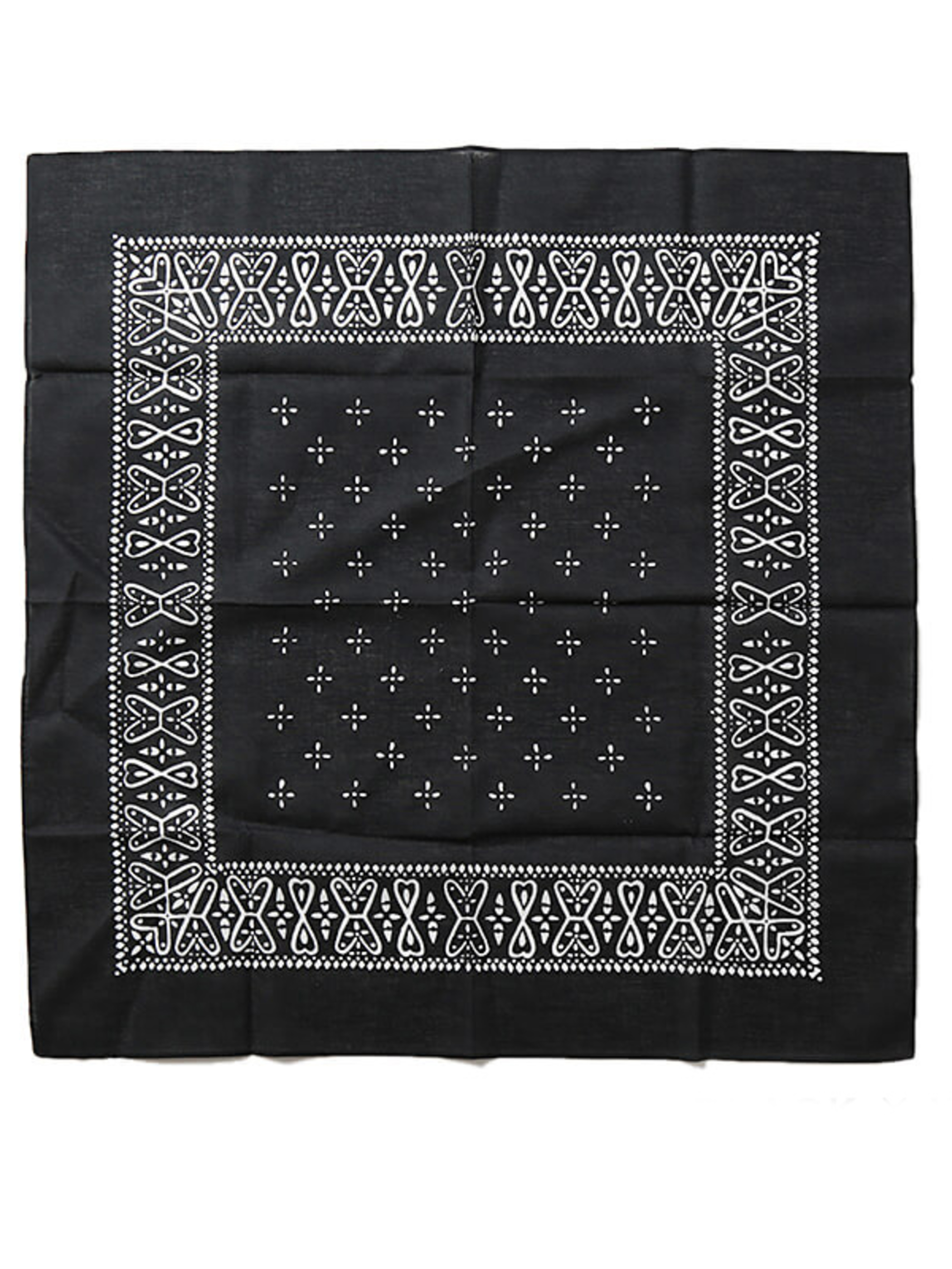 1990's Deadstock / Cross Bandana