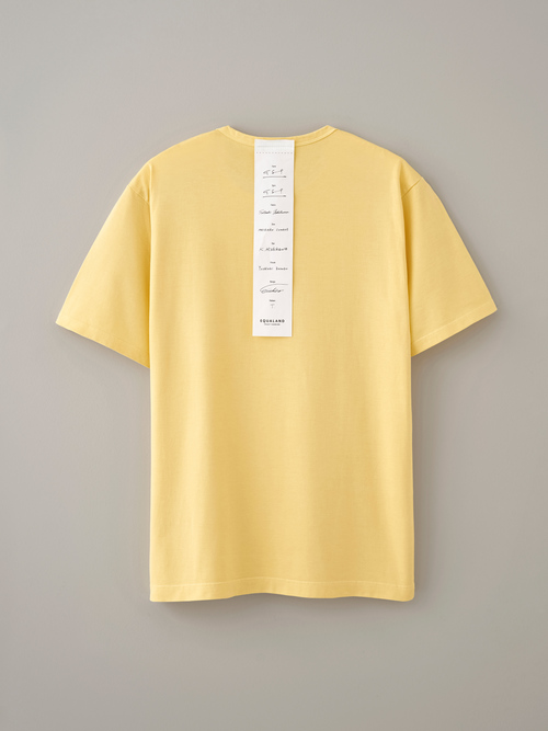 ポケットTシャツ #01バナナ