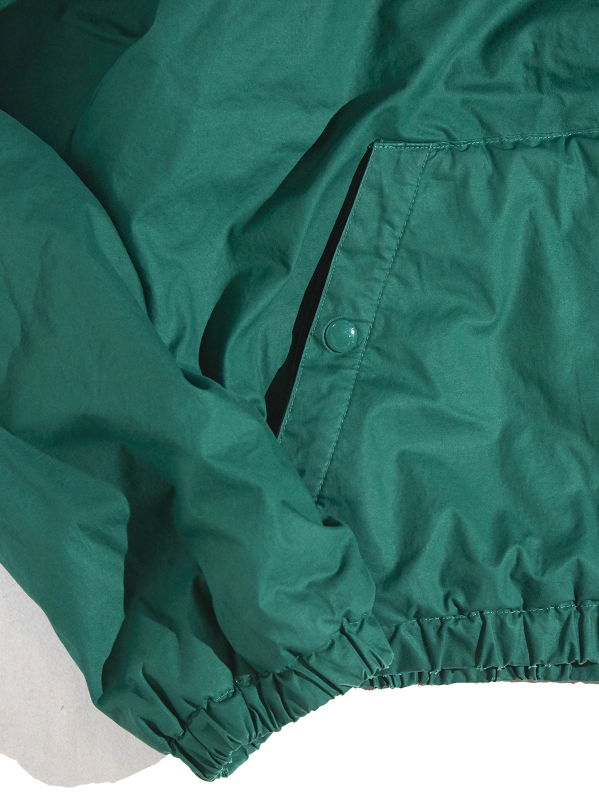 "1990s ""POLO by Ralph Lauren"" fleece lined blouson -NAVY-"
