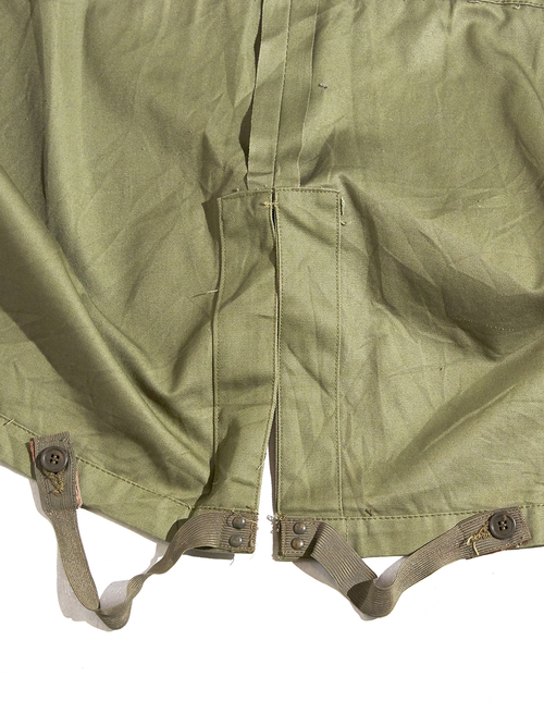 "1960s ""euro military?"" field coat -OLIVE- <SALE¥28000→¥22400>"