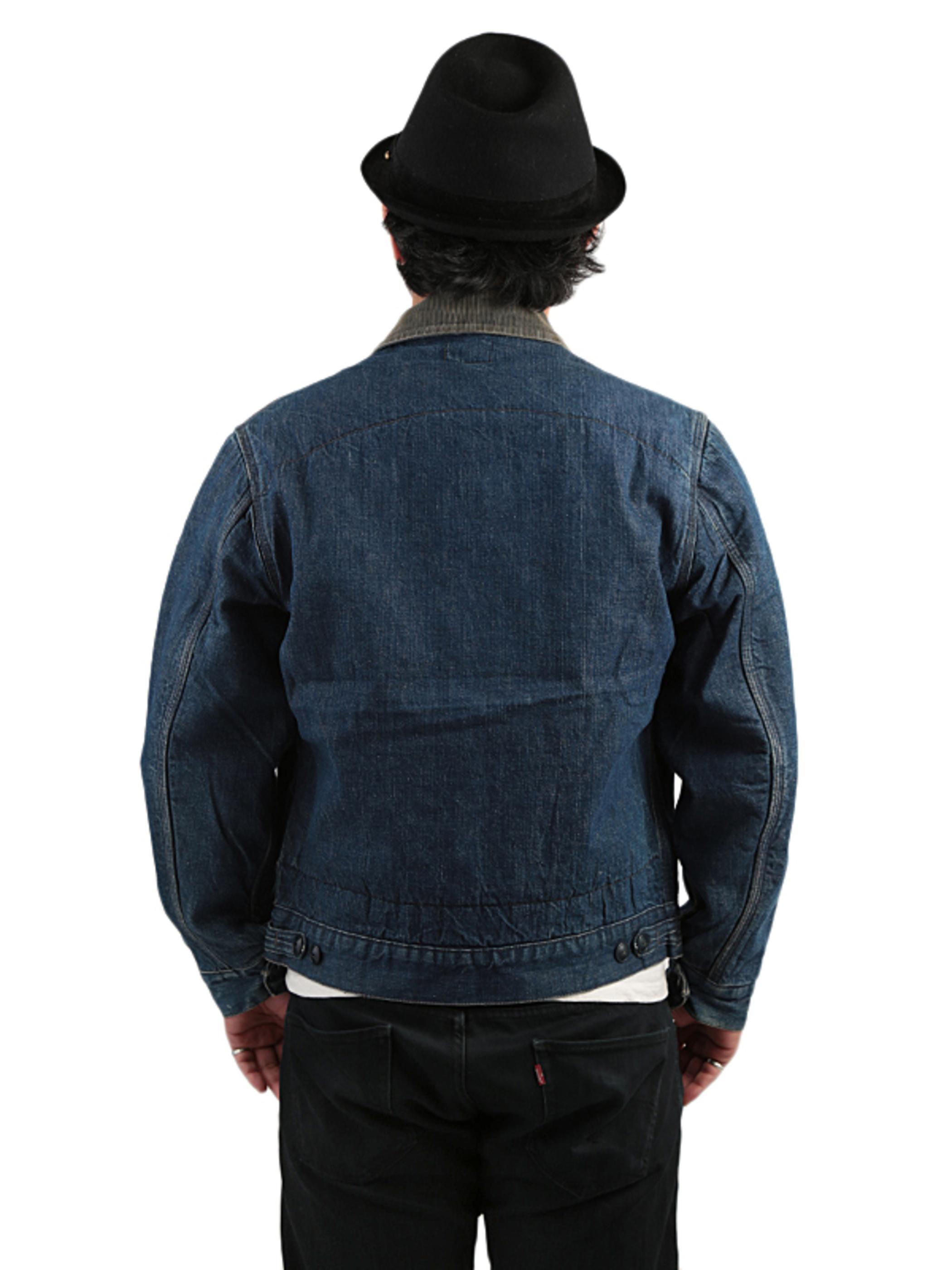 Used / Power House / 1960's Vintage / Denim Jacket