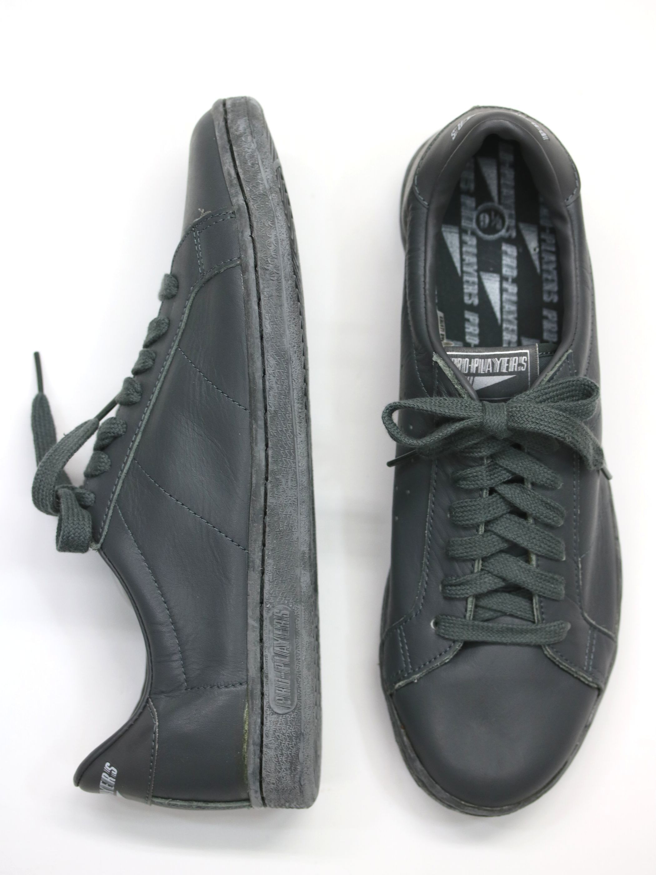 1980's / Dead stock Leather Sneakers