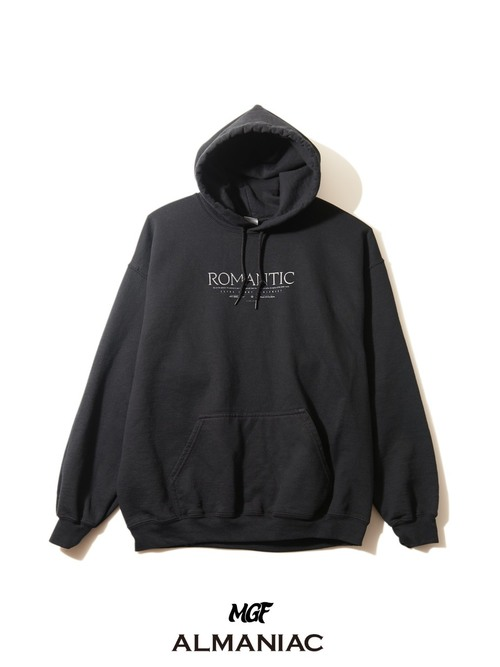 Hoodie Sweat Shirt [M~XL] ALMANIAC × MGF
