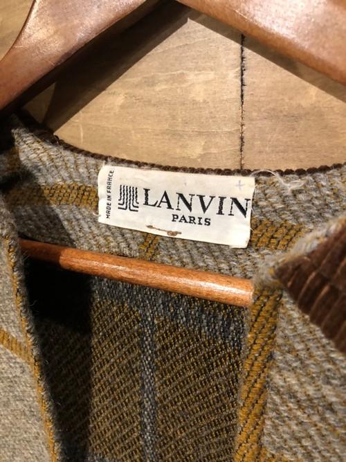 ジャケット [ladies S] LANVIN PARIS