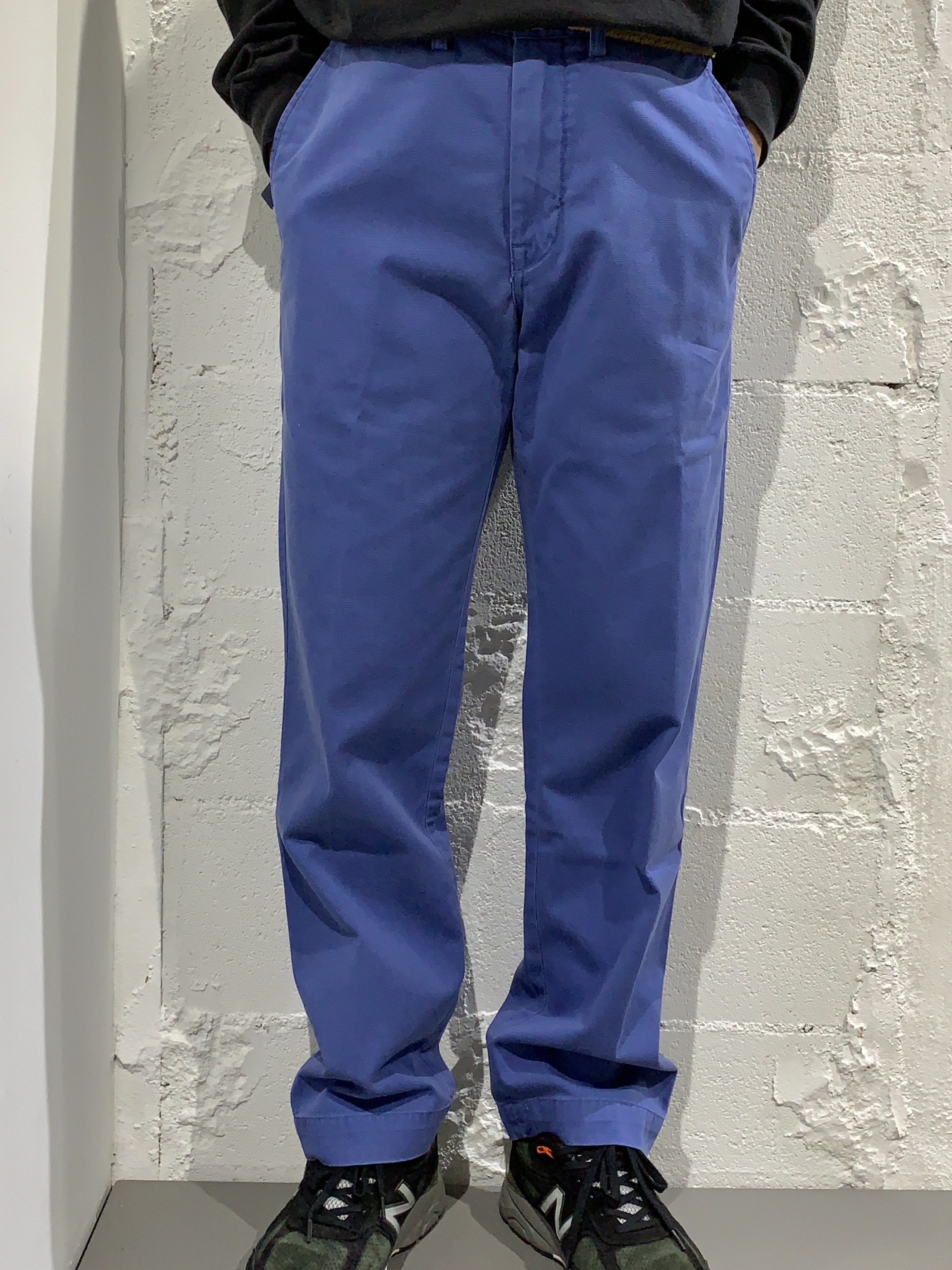 DEADSTOCK Polo by Ralph Lauren cotton chino pants