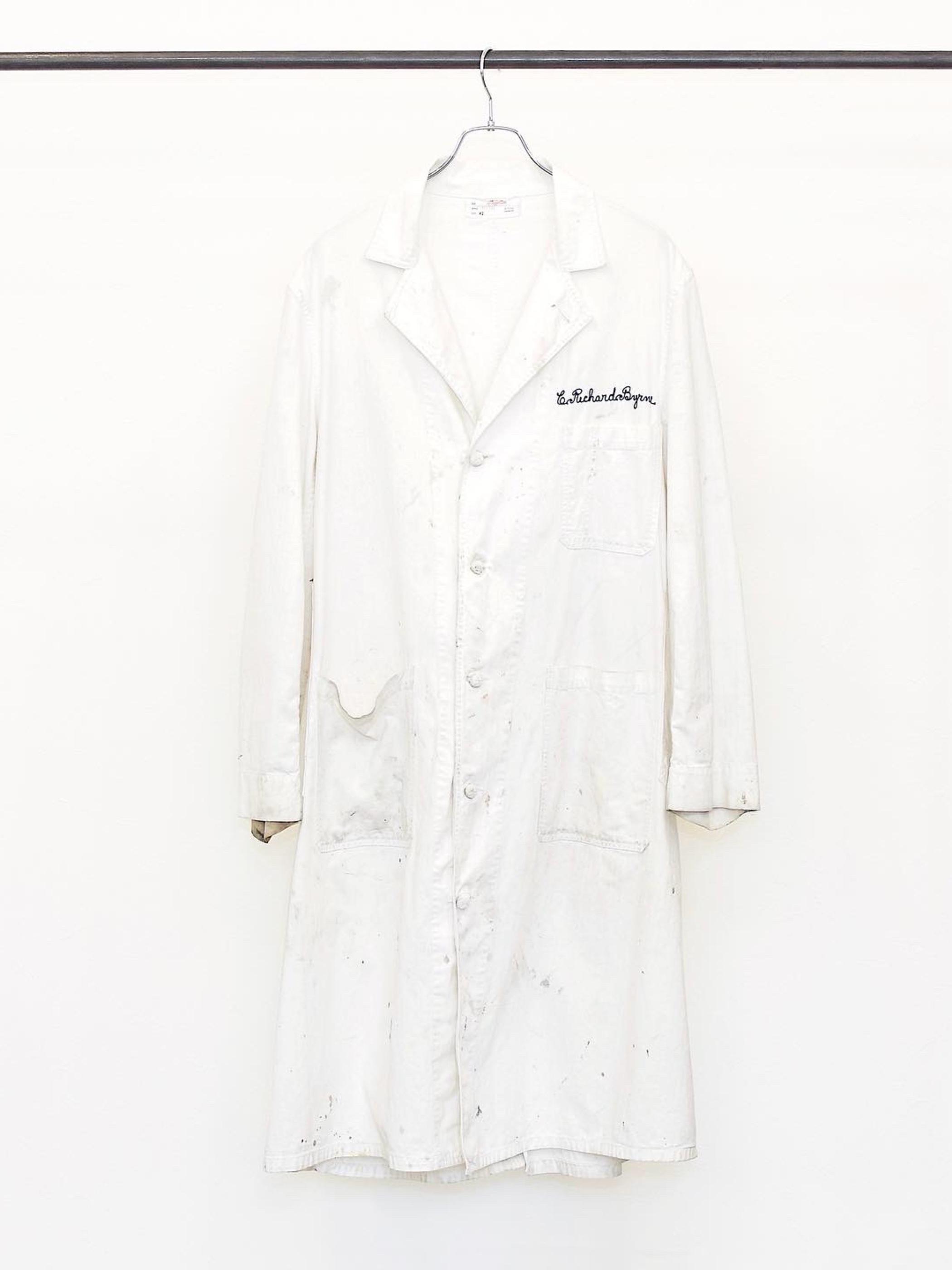 Vintage 50〜60's【Angelica】Shop Coat