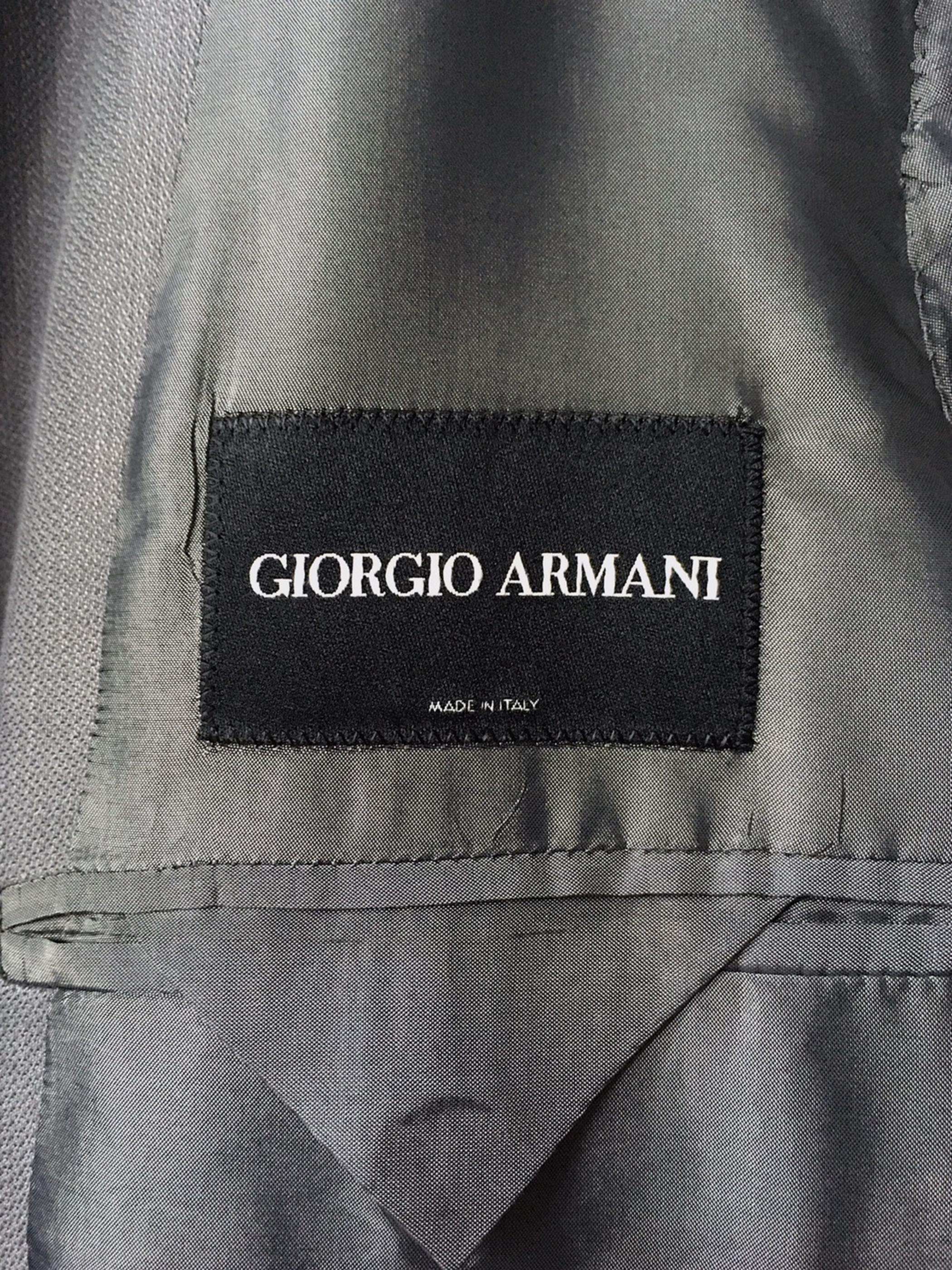 GIORGIO ARMANI set up