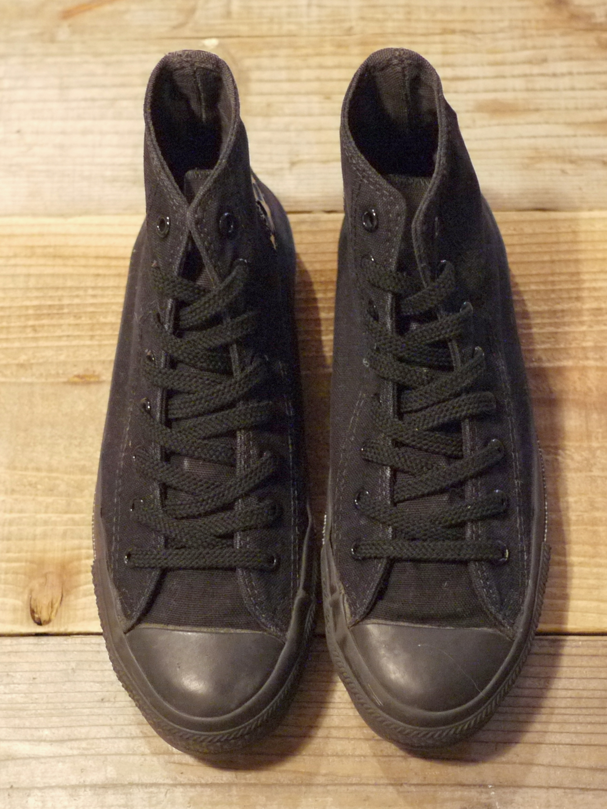 """CONVERSE 1990's ALL STAR Size6 1/2 """"Made in USA,Black"""""""