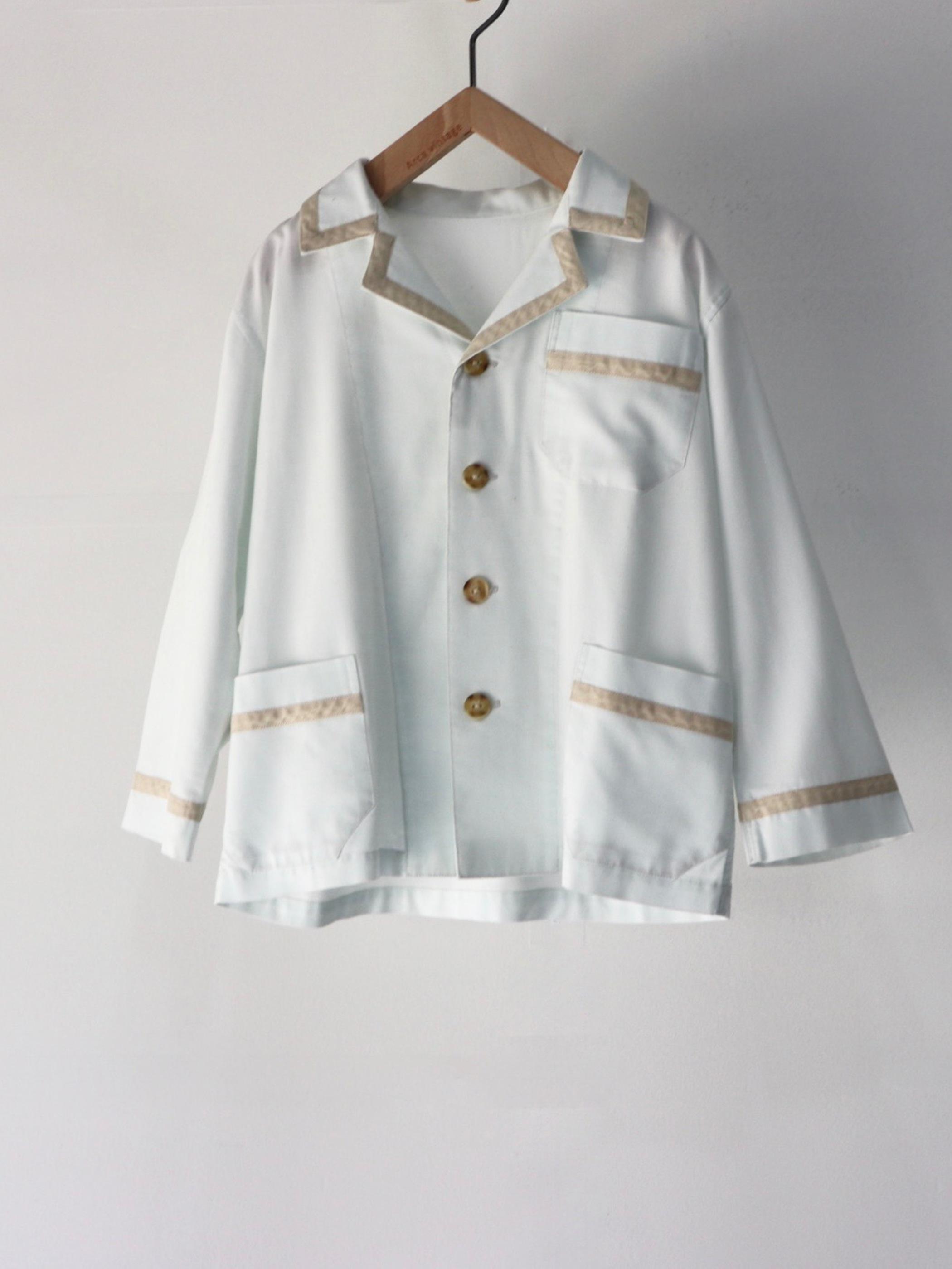 Kids opencollar shirt