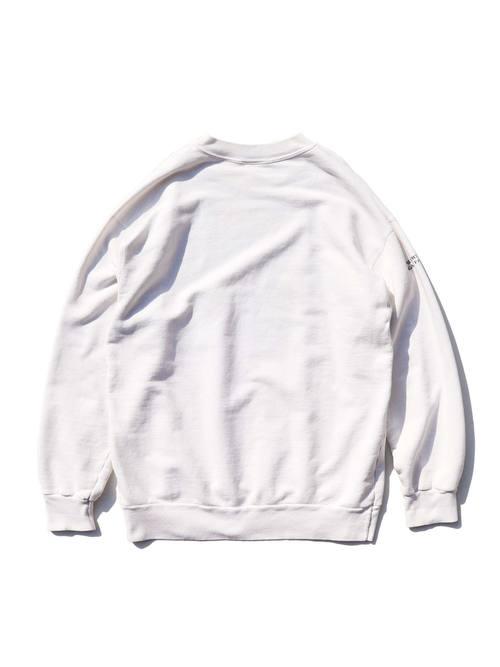 "90's~ AVEDA ""PLANT PURE-FUME"" USA製 スウェット [XL]"