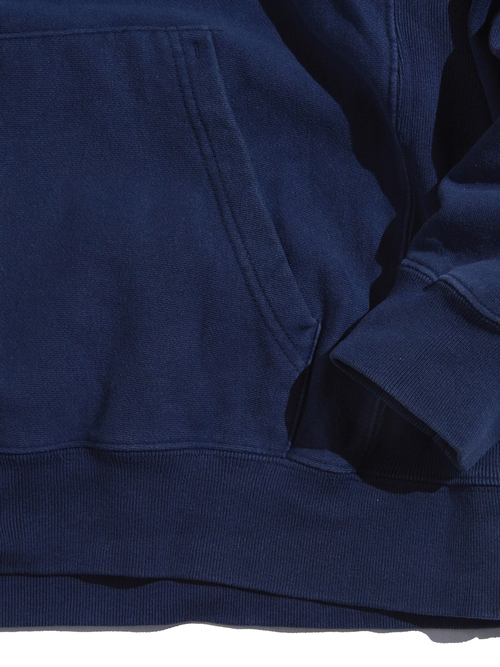 "1990s ""GAP"" R/W type logo sweat hoodie -NAVY-"