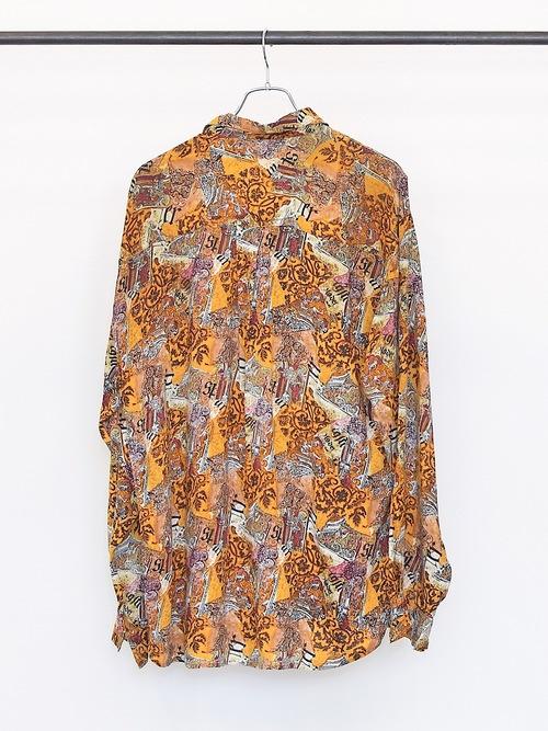 Vintage Rayon Shirt