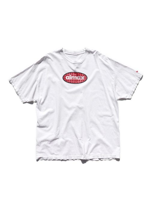 """90's~ NIKE """"AIR MAX LOGO"""" プリントTシャツ [About XXL]"""