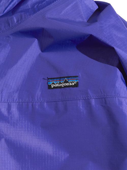 "1990s ""patagonia"" ripstop nylon shell jacket -PURPLE-"