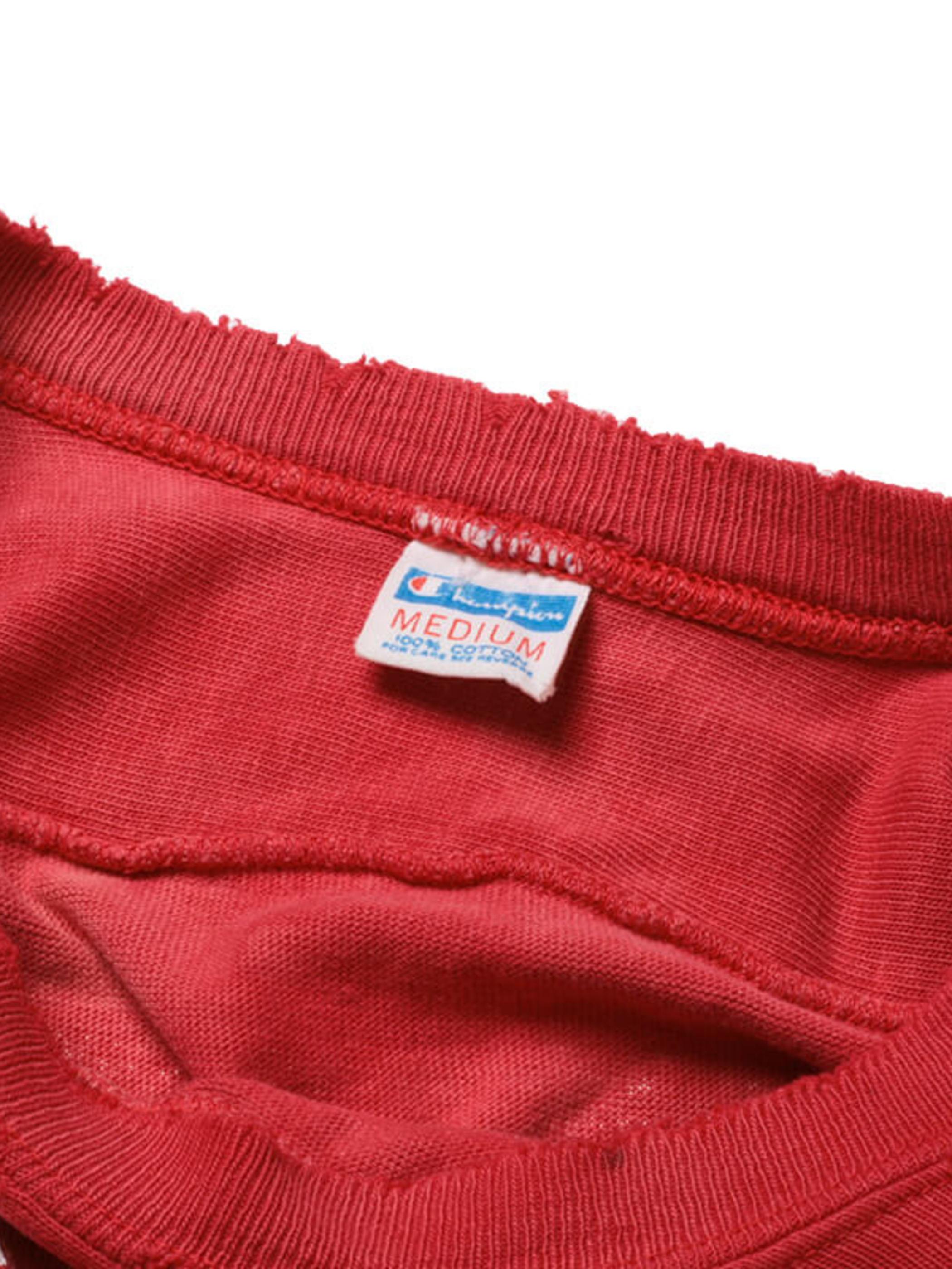 Used / Champion / 1970'sVintage / Football T-Shirt