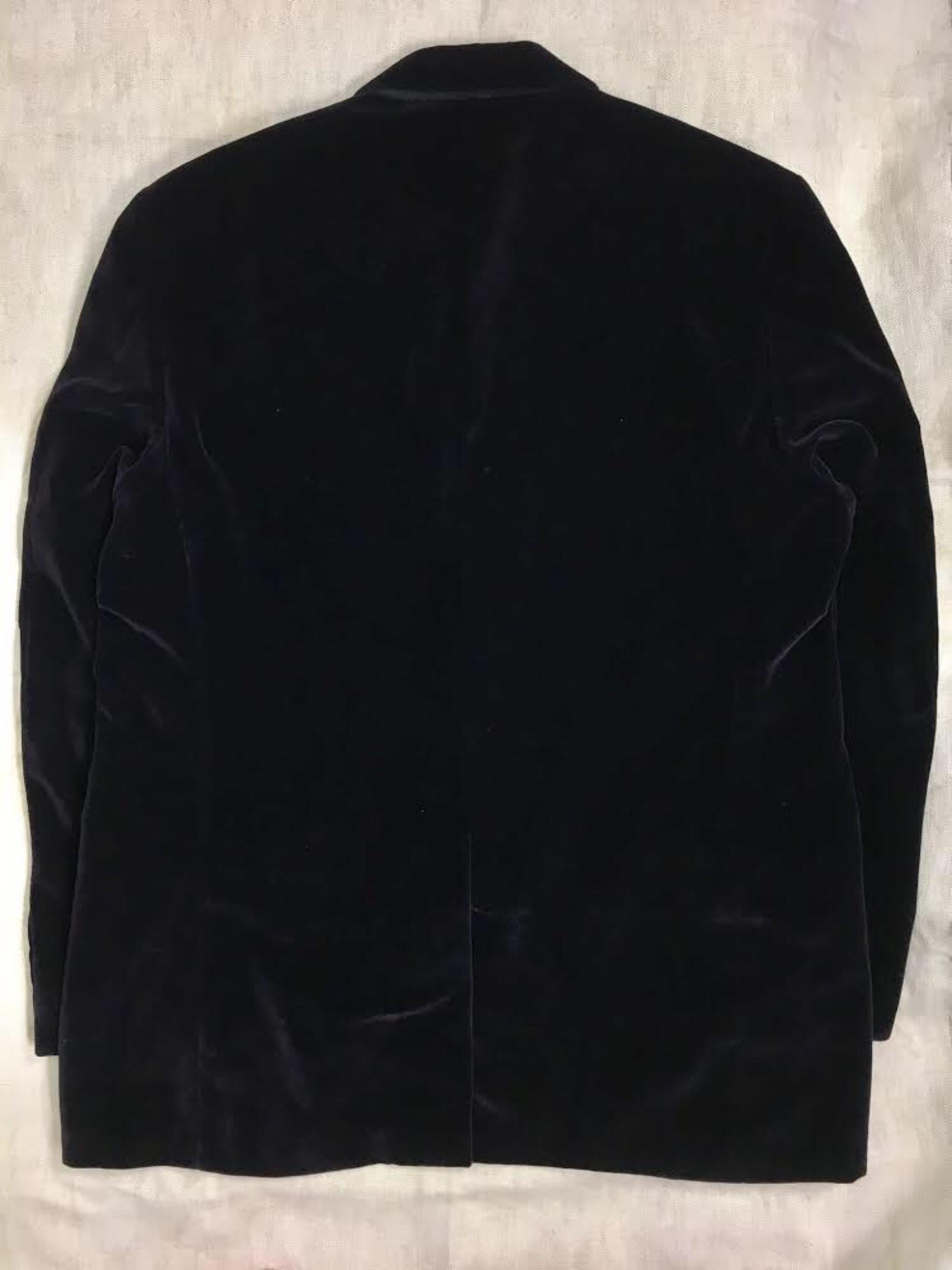 RALPH LAUREN Velour Tailored Jacket ラルフローレン ベロアテーラード