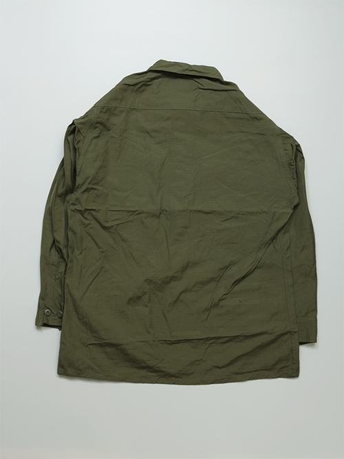 Jungle Fatigue Jacket / Rip-Stop Poplin