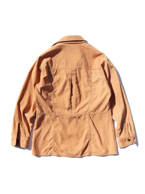 70's LEVI'S PANATELA コーデュロイ シャツジャケット [L]