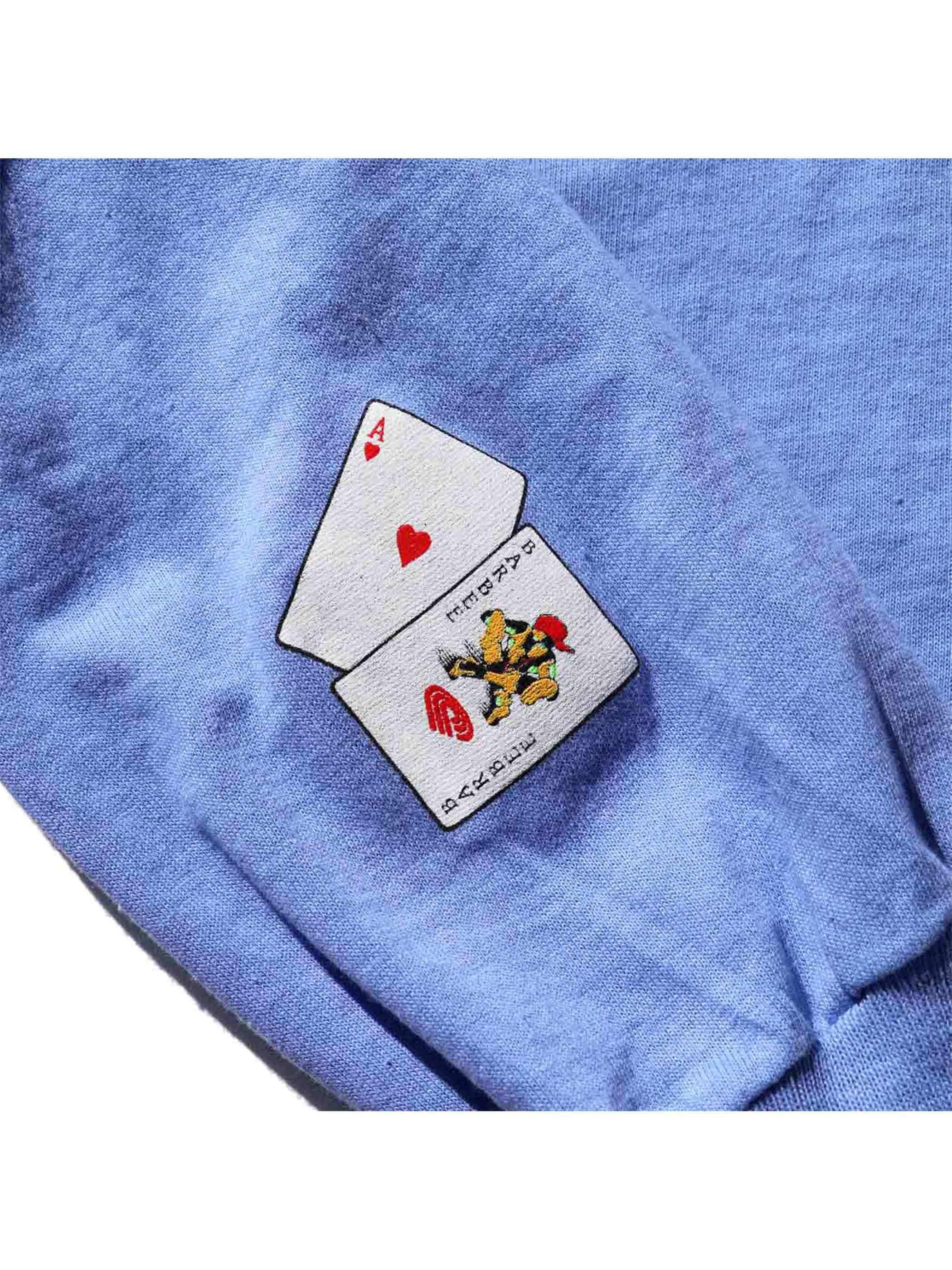 "90's POWELL PERALTA ""RAY BARBEE RAG DOLL"" USA製 ロングスリーブTシャツ [M]"