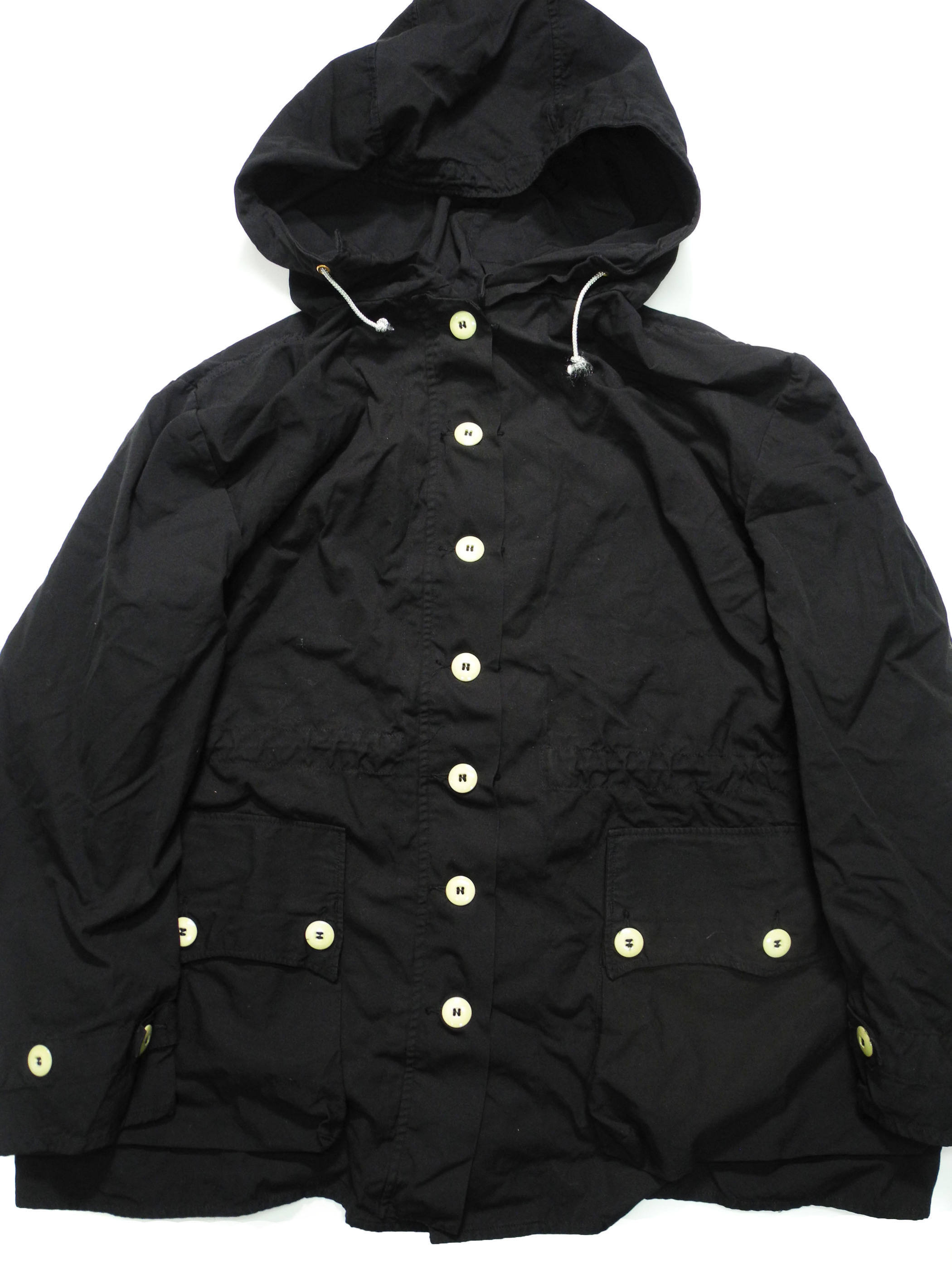 OVERDYE DEADSTOCK SWEDISH M62 SNOW PARKA BLACK スウェーデン軍 M62 スノーパーカー