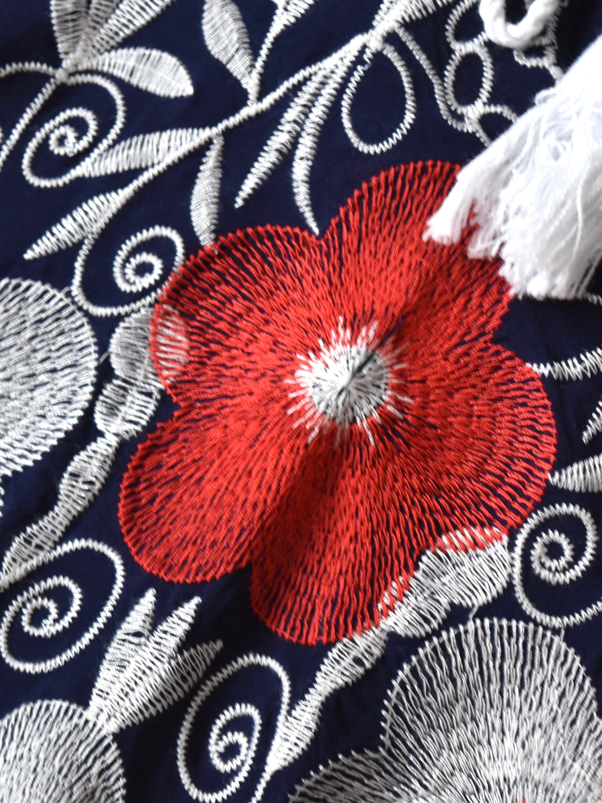 刺繍 ワンピース / embroidery one-piece