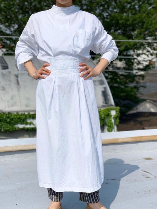 〜1950's Dead stock US Military surgical gown