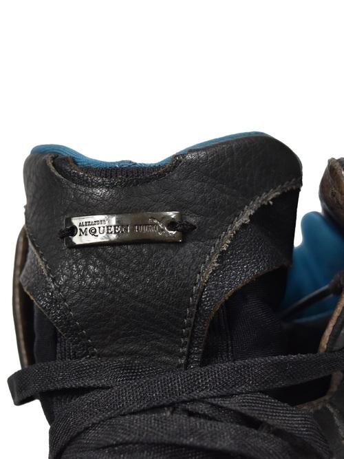 """プーマ アレキサンダーマックイーン ハイカット スニーカー / """"PUMA x ALEXANDER MAQEEN"""" high cut sneaker"""