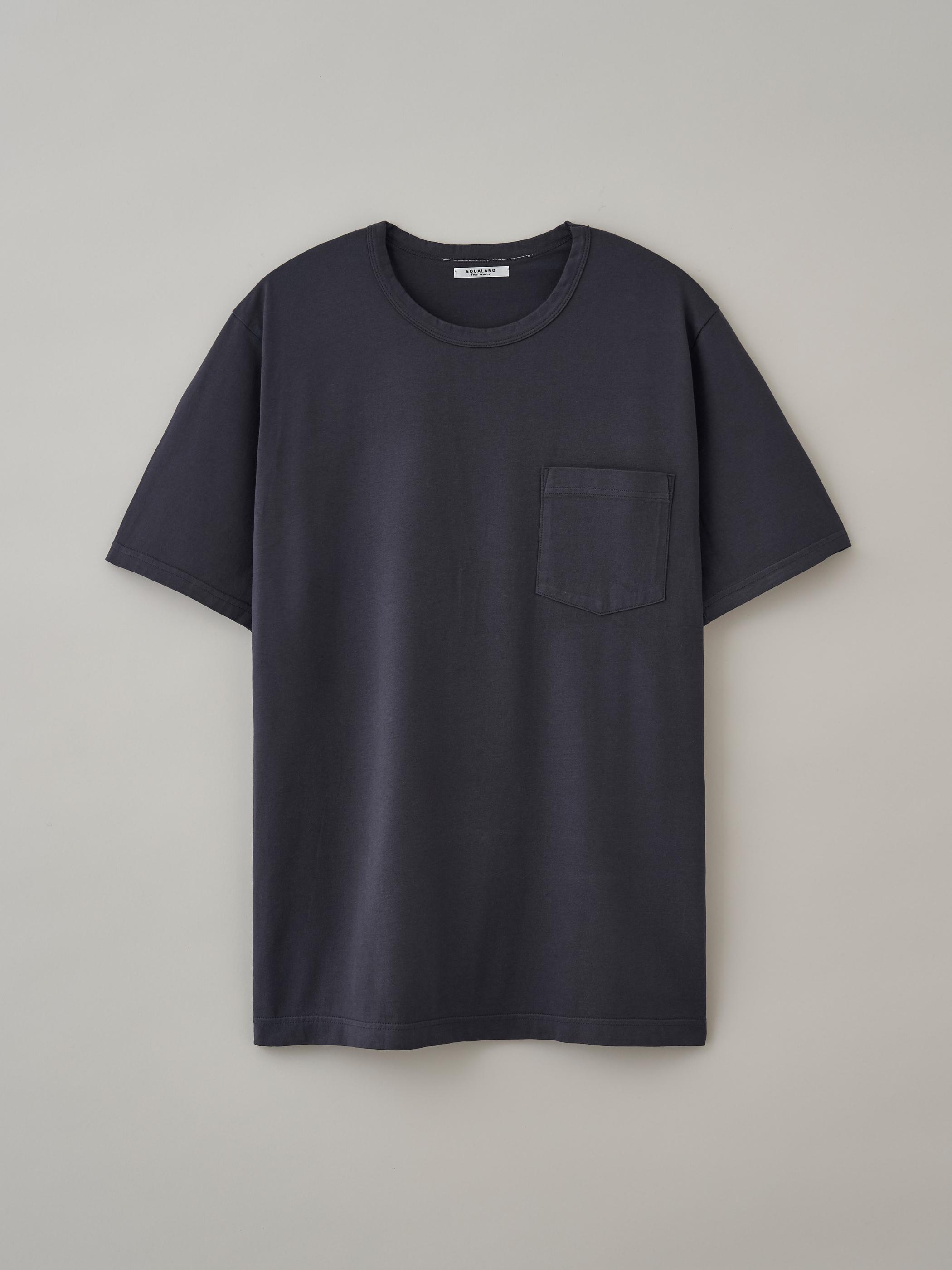 ポケットTシャツ #05バンブーチャコール