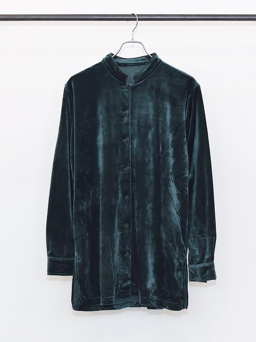 Vintage Velvet China Shirt