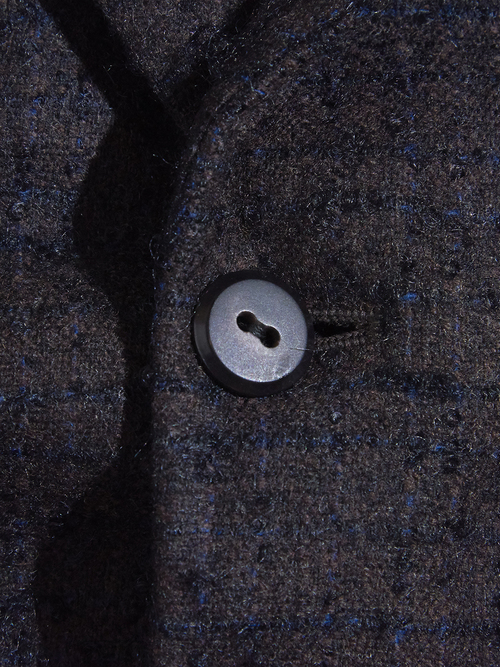 """1960s """"PENNEY'S"""" wool tailored jacket -CHACOAL-"""