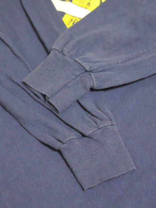 Hanes 1980's L/S T-Shirts SizeM